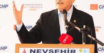 Kılıçdaroğlu: İlk hedefimiz yerel yönetimlerde başarı elde etmek
