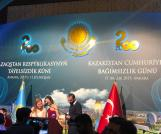 CHP Nevşehir Milletvekili Sarıaslan, Kazakistan Bağımsızlık Günü Kutlamasına katıldı