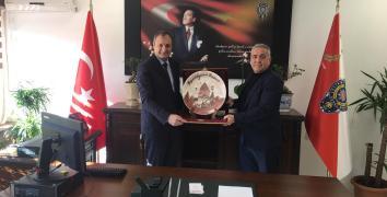 Göreme Belediye Başkanı Eren, Ankara'da inceleme ve ziyaretlerde bulundu
