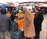 """CHP Nevşehir Milletvekili Sarıaslan; """" 2000 Evler Mahallesi pazarcıları Kapalı Pazar Yeri istiyor"""""""