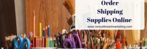 Order Shipping Supplies Online – Art Business