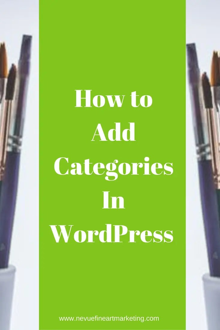 WordPress helps to keep your content organized and easy to find with the use of categories. How to add categories in WordPress.