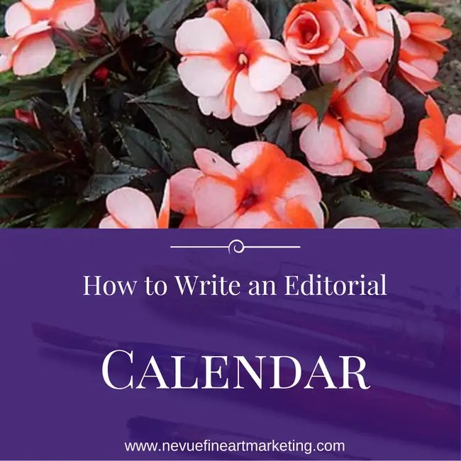 How to Write an Editorial Calendar That Will Generate Traffic