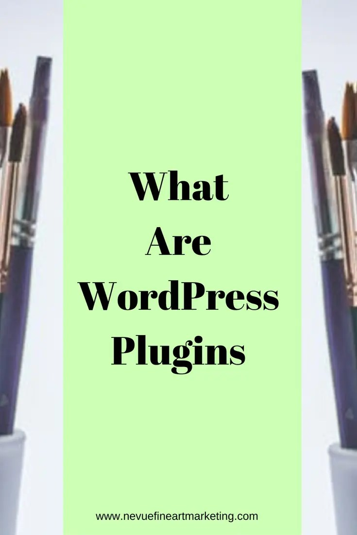 Would you like to have different features on your WordPress Art Blog? In thispost, you will discover what plugins are and how to add WordPress plugins to your WordPress art Blog.