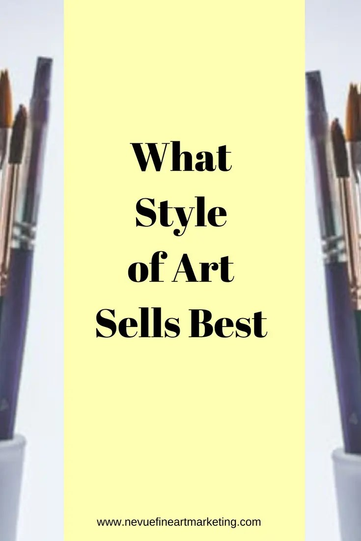 Do you find yourself good at all but a master at nothing? In thispost, I will shed some light on a very popular topic that might help you decide what style of art sells best for you.