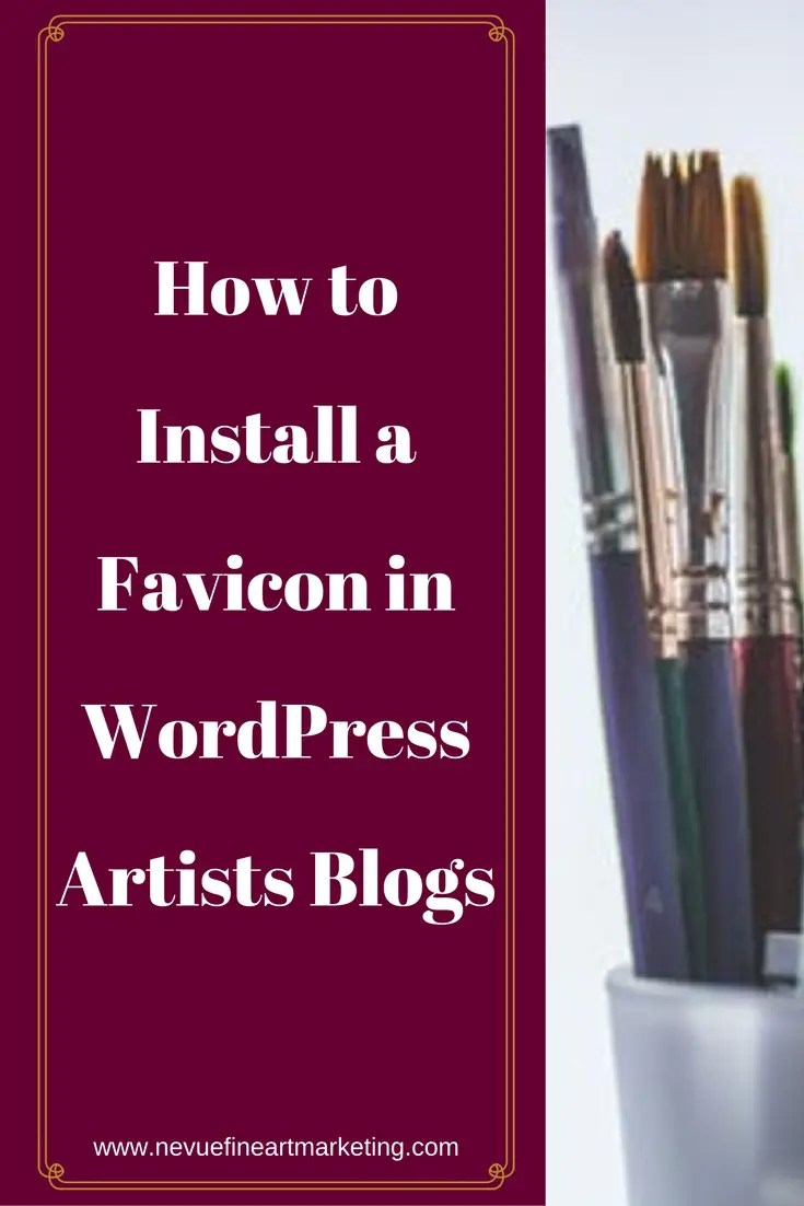 Would you like to have your logo nextto your URL in abrowser's address bar?In this post discover how easy it is to install a favicon to your blog.