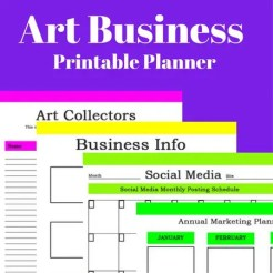 Productive Tips for the Selling Artist