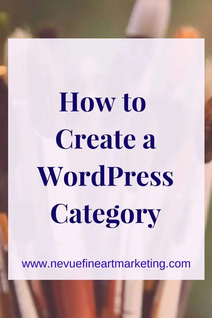 How to Create a WordPress Category. Separating your content into categories will make it easier for your readers to find what they are interested in.