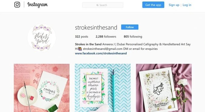 How to use Instagram to promote your art