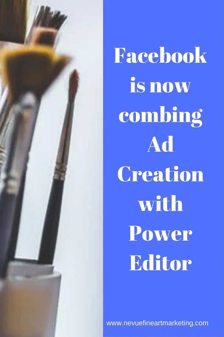 Are you creating ads on Facebook? If you are I have some exciting news to share with you. Facebook Business just announced that Facebook is now combing Ad Creation with Power Editor.