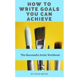Review Your Art Goals to Increase Sales