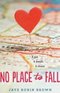 No Place To Fall Book Cover