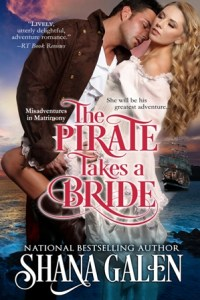 The Pirate Takes a Bride cover