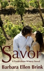savor book cover