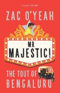 Mr Majestic Book Cover