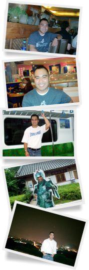 Michael, an Adopted Korean Child