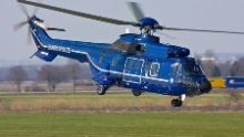 Hubschrauber-Bundespolizei