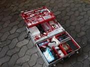 Rettungsdienst-Notfallkoffer