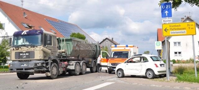 11-07-2012 kammlach verkehrsunfall new-facts-eu