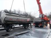 24-02-2013 b16 guenzburg umgestuerzter-milchzug feuerwehr-guenzburg zwiebler new-facts-eu20130224 titel