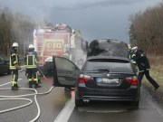 10-03-2013 b30 brand unfall pkw-wiblingen feuerwehr-ulm zwiebler new-facts-eu20130310 titel