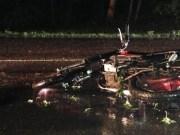 10-05-2013 lindau scheidegg zollstrasse unfall krad schwerverletzte rädler new-facts-eu20130510 0002