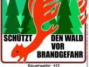 waldbrandgefahr feuerwehr notruf-112 pressefoto new-facts-eu
