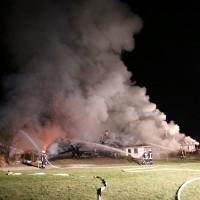 Kraftisried – Brand auf landwirtschaftlichen Anwesen