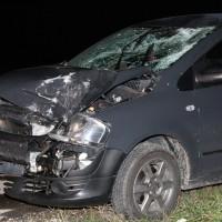 Probstried - 17-jährige Kradfahrerin wird frontal tödlich von Pkw erfasst