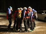 Oberstdorf - Vier Kletterer müssen von der Bergwacht mit Hubschraubern vom Rubihorn gerettet werden