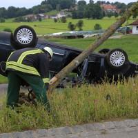 25-08-2014-unterallgaeu-lachen-unfall-pkw-ueberschlag-rettungsdienst-polizei-groll-new-facts-eu (9)