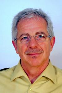 Leiter OED Neu-Ulm Günter Gillich (PHK)