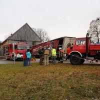 02.12.2014 LKW-in-Haus-Totalschaden-Fahrer-tot-Feuerwehr-Polizei- Rettungsdienst-Halblech-Vollsperrung-Bringezu-New-facts (86)