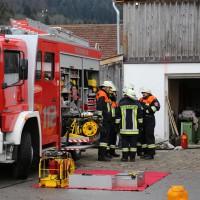 02.12.2014 LKW-in-Haus-Totalschaden-Fahrer-tot-Feuerwehr-Polizei- Rettungsdienst-Halblech-Vollsperrung-Bringezu-New-facts (92)