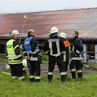 27.05.2015-Marktoberdorf-Burk-Feuer-Pferdestall-Reiterhof-Feuerwehr-alle Tiere gerettet-Bringezu-Ostallgäu (6)