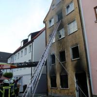 02.06.2015-Kaufbeuren-Brand-Altstadt-Wohnhaus-unbewohnbar-Großeinsatz-Feuerwehr-Rettungsdienst-mehrere Verletzte-New-facts (18)