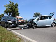 Frontallzusammenstoß-Biessenhofen-B16-11-07-2015-vier-Verletzte-Vollsperrung-Rettungswagen-Notarzt-Ostallgäu-Bringezu-Feuerwehr (88)