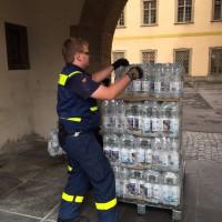 20150801 THW Weingarten Flüchtlingshilfe 01
