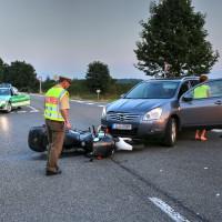 Unfall-Motorrad-Marktoberdorf-Geisenried-B472-schwer-verletzt-PKW-Rettungsdienst-Notarzt-Bringezu-new-facts (5)