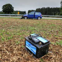 Unfall-ST2055-Alte B12-2 PKW-Rettungsdienst-Polizei-Totalschaden-Kaufbeuren-Germaringen-Bringezu-new-facts (3)