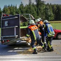 B12-Geisenried-28.09.2015-Viehhänger-Unfall-Teilsperrung-Tiere-verletzt-Feuerwehr Geisenried-Polizei-Bringezu-new-facts (13)