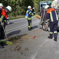 B12-Geisenried-28.09.2015-Viehhänger-Unfall-Teilsperrung-Tiere-verletzt-Feuerwehr Geisenried-Polizei-Bringezu-new-facts (15)