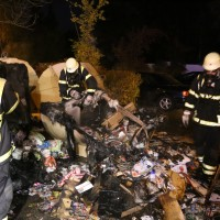 25-10-2015_Memmingen_Container-Brand_Feuerwehr_Poeppel_new-facts-eu0008