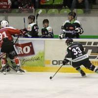 06-11-2015_Memmingen_Eishockey_Randale_Indians_ECDC_Hoechstadt_Polizei_Fuchs_new-facts-eu0057