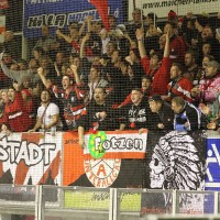 06-11-2015_Memmingen_Eishockey_Randale_Indians_ECDC_Hoechstadt_Polizei_Fuchs_new-facts-eu0064