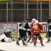 06-11-2015_Memmingen_Eishockey_Randale_Indians_ECDC_Hoechstadt_Polizei_Fuchs_new-facts-eu0065