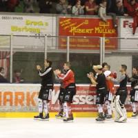 06-11-2015_Memmingen_Eishockey_Randale_Indians_ECDC_Hoechstadt_Polizei_Fuchs_new-facts-eu0092