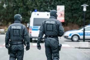 Polizeibeamte SEK