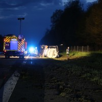 03-05-2016_A96-Stetten_Erkheim_Lkw-Unfall_Feuerwehr_Poeppel_0032