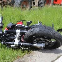 20-05-2016_Guenzburg_Kettershausen_Motorrad-Unfall-Feuerwehr_Polizei_Poeppel_0006